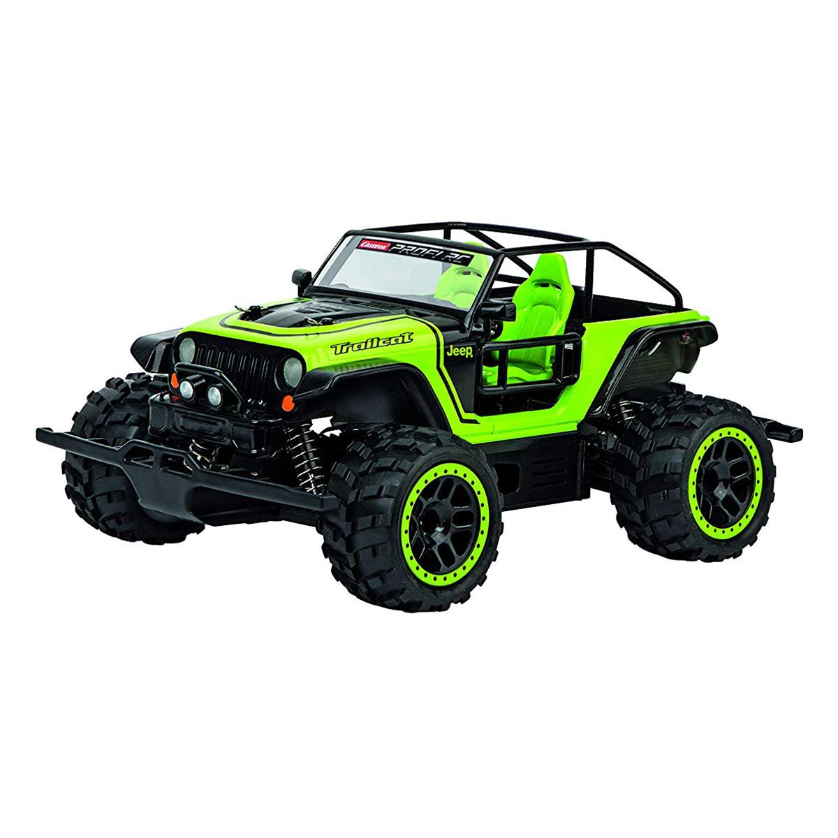 Carrera R/C Jeep Trailcat 1:18