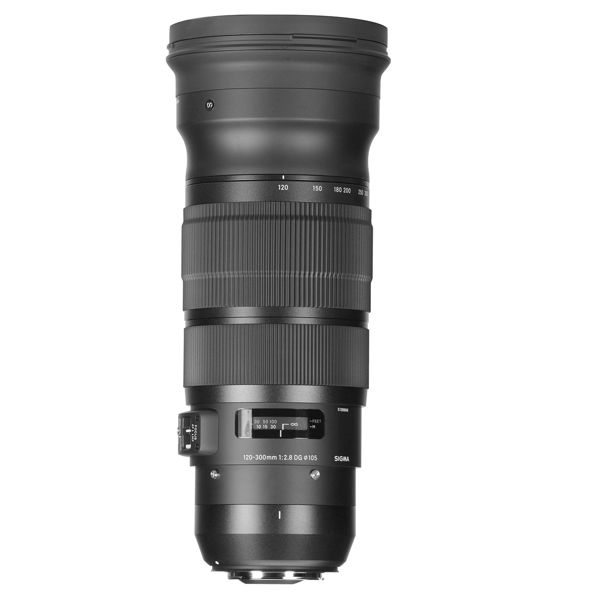 Sigma 120-300/2.8 Dg Os Hsm -(S)