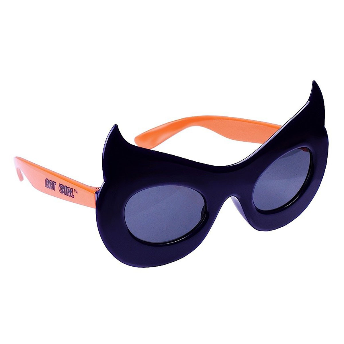 Sun Staches Officially Licensed Batgirl- Kids - Multicolor